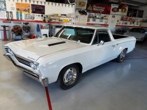 1967 Chevrolet El Camino Tempe AZ 445 - Photo #1